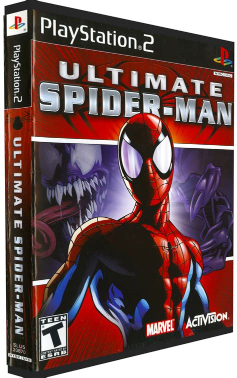 ultimate spider man details launchbox games