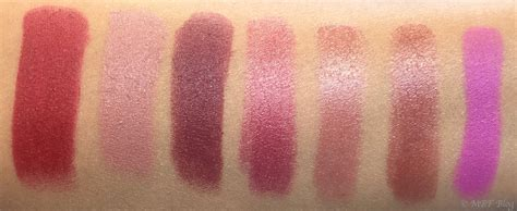 Eyeshadow Viva Untuk Shading all mac viva glam lipsticks shades review swatches viva
