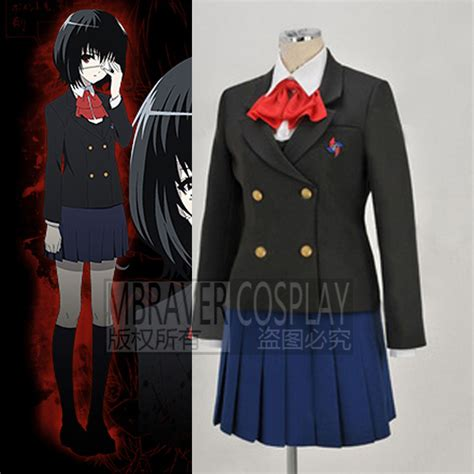 Baju Fashion Costume Kostum Anime Ririchiyo Dress new free shipping arrival another misaki mei anime costume school china mainland