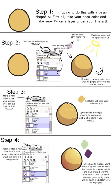 digital tutorial paint tool sai how i shade in paint tool sai tutorial by zafts prince on