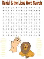 dltk bible stories daniel and the lions worksheets