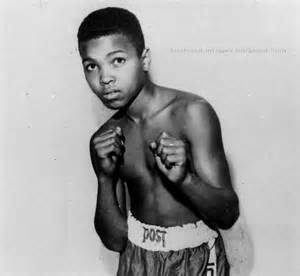 Childhood Pictures Boxer Muhammad Ali Mini Biography And