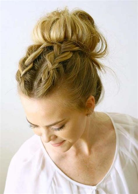 easy waitress hairstyles 25 best ideas about long hairstyles on pinterest hair