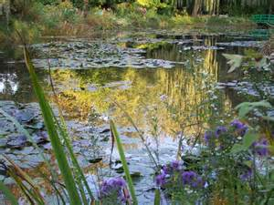 giverny monet s water garden