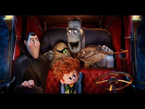 Hotel Transylvania 16 hotel transylvania 2 official uk trailer at cinemas