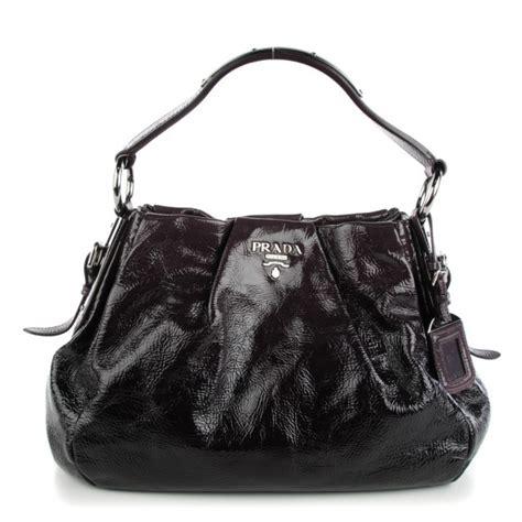 Prada Vernice Sfumata Small Hobo by Prada Vernice Sfumata Hobo Prada Tessuto Bags