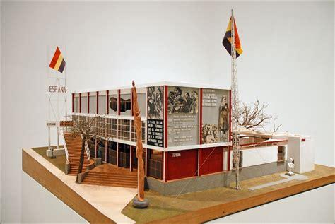 ba bauhaus espagnol penccil paris exposition 1937