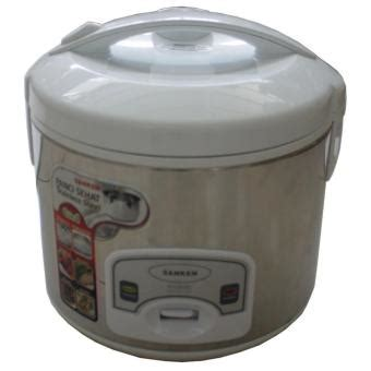 Harga Magic Jar Sanken Stainless daftar harga rice cooker sanken terbaru 2018 magic