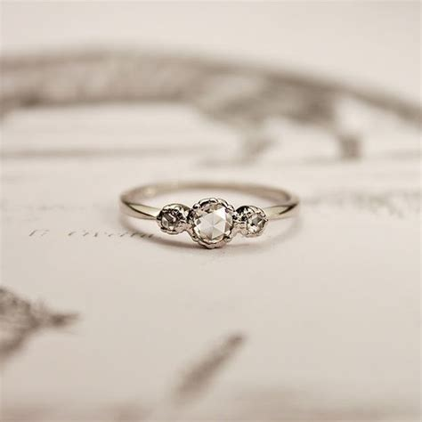 top 21 simple engagement rings for classic brides