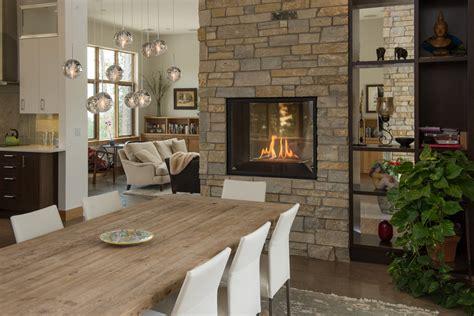 Dining Room Ideas With Fireplace Staggering Ethanol Fireplace Decorating Ideas