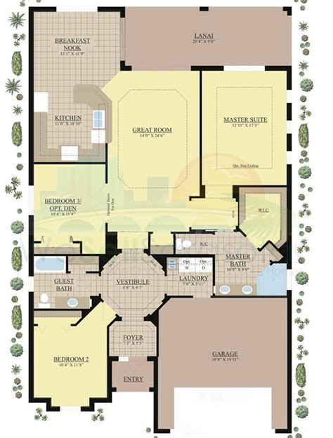 Medallion Homes Floor Plans by Cascades Homes For Sale Sarasota Fl