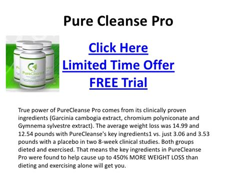 Detox Blast Free Trial by Cleanse Pro Free Trial