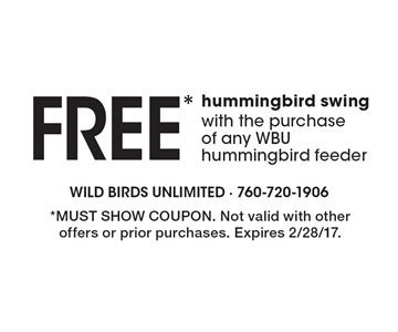 localflavor com wilds birds unlimited coupons