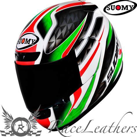Suomy Apex Italy Helm suomy apex italy italian flag motorcycle