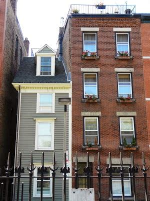 spite house boston the victorian times spite houses