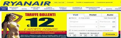 Calendario Voli Low Cost Ryanair Calendario Ryanair 2013 Hostess In Per Beneficenza