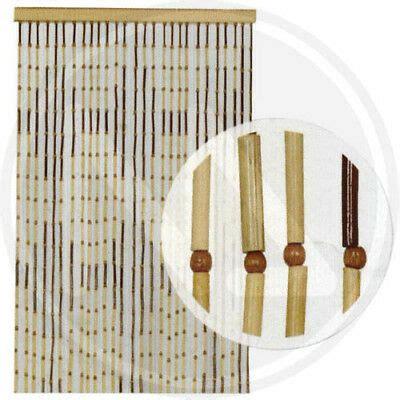 tende in bambu tenda in bambu bamboo scuro per porta finestra 120x240cm