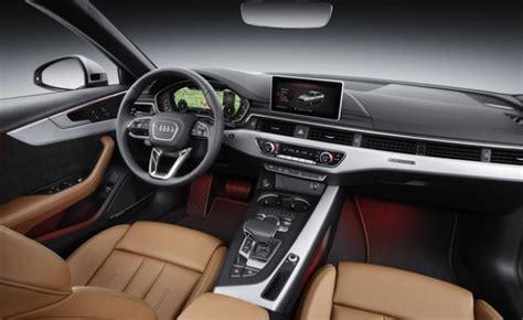 audi a6 2017 inside 2017 audi a4 drive the best interior in its class