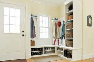 Mudroom Layout innovative mudroom design