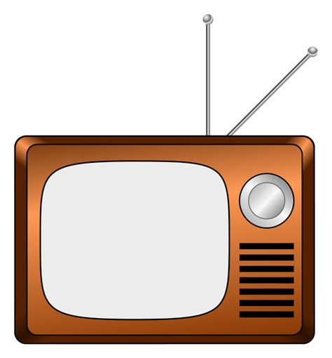 tv pictures television tv set clipart 2 clipartix