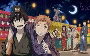 blue exorcist anime review ao no exorcist blue exorcist the