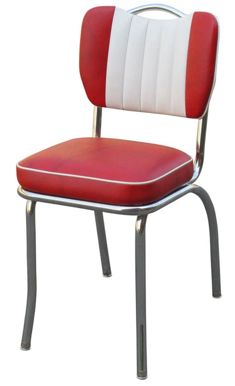 diner stuhl handle back diner chair two tone handle back retro