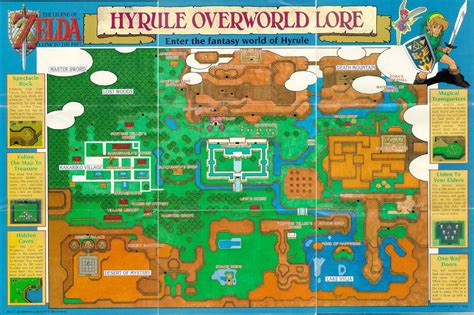 legend of zelda gba map zelda 3 a link to the past map video games pinterest