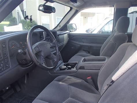 2007 Chevy Silverado Interior by 2007 Chevrolet Silverado Classic 1500 Interior Pictures