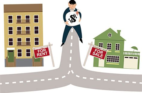 when to buy a house vs rent renting vs buying a house how to make a decision