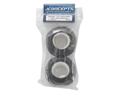jconcepts carvers  truck front tires  blue jco  cars trucks hobbytown
