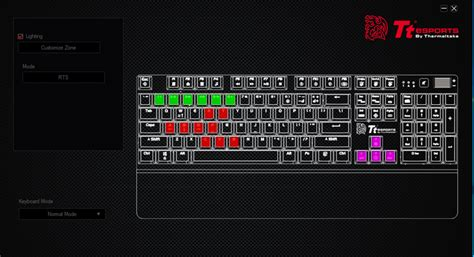 challenger pro keyboard tt esports challenger edge pro rgb gaming keyboard review