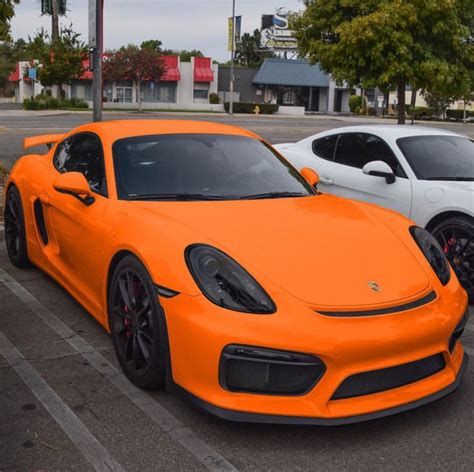 porsche cayman orange 128 best images about porsche cayman gt4 on pinterest