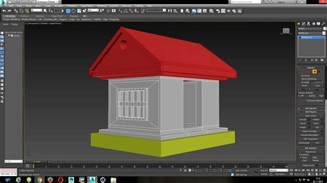 3ds max house design 3ds max tutorial house modeling house best design