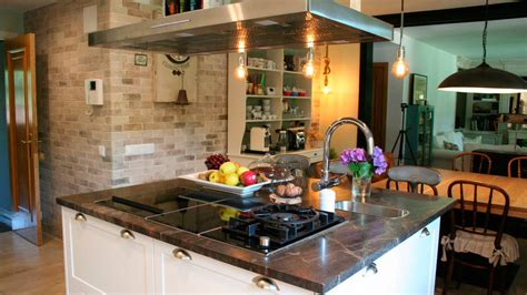decorar azulejos cocina sin obra ideas para reformar la cocina sin hacer obra mentha cocinas