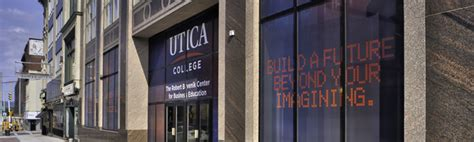 Utica College Mba Accouning by Brvenik Center For Business Utica College