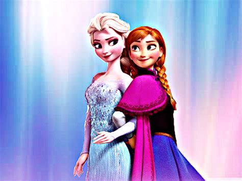 frozen wallpaper elsa and anna sisters forever elsa and anna wallpaper by courtneyfantd on deviantart