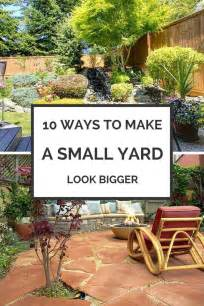 how to landscape your yard best 25 small yard design ideas on small yard