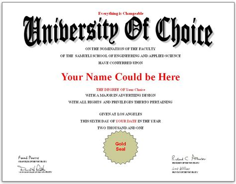 templates for degree certificates the gallery for gt college certificate designs