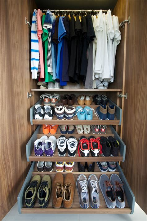 Closet Collection by Charming Corner Closet Shelf With Shoe Collection Next To