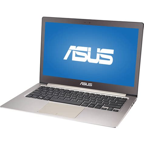 Asus Zenbook Ux303ua Ys51 I5 4gb 128gb Ssd 13 3 Fhd Win10 1 asus smokey brown 13 3 quot zenbook ux303ua ys51 laptop pc with intel i5 6200u processor 4gb