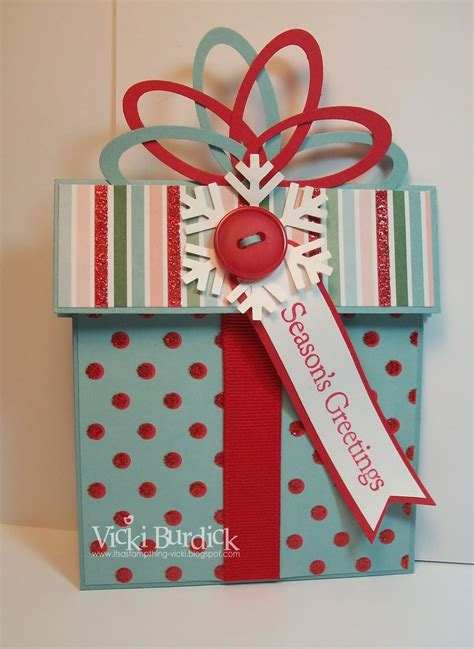 Handmade Gift Cards - it s a st thing gift card holder