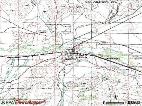 map of norte colorado norte colorado co 81132 profile population maps