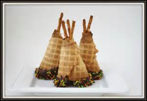 thanksgiving teepee cupcakes recipe preschool crafts for