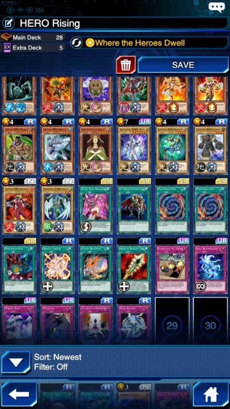 elemental deck yugioh elemental deck for 9 000 tweet deck