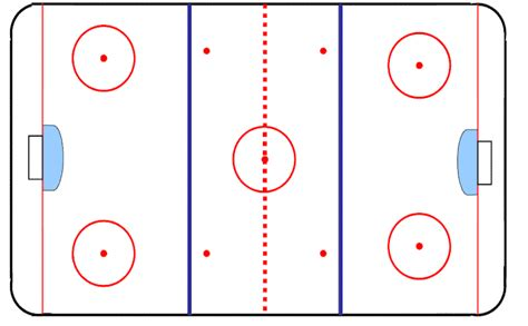 hockey rink coloring pages hockey rink clipart