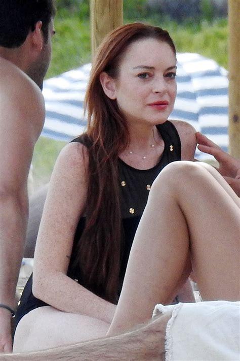 Random Lindsay Lohan Club Pictures by Lindsay Lohan At Lohan Club In Mykonos 06 10 2018
