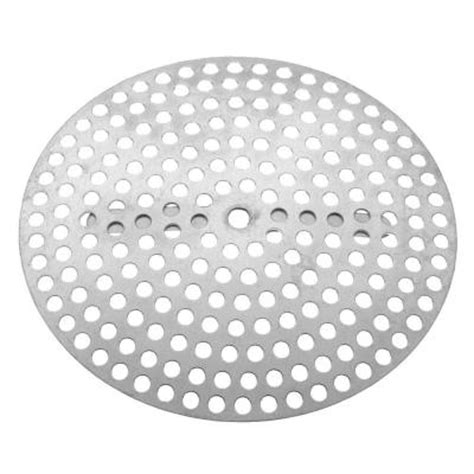 danco 3 3 8 in clip style shower drain cover 88923 the