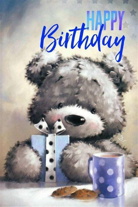 teddy bear happy birthday pictures   images
