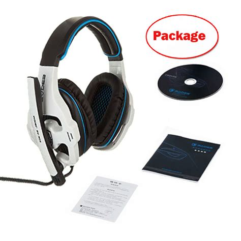 Marvo H8656 Wired Gaming Headset 1 sades sa903 7 1 surround sound channel usb gaming headset