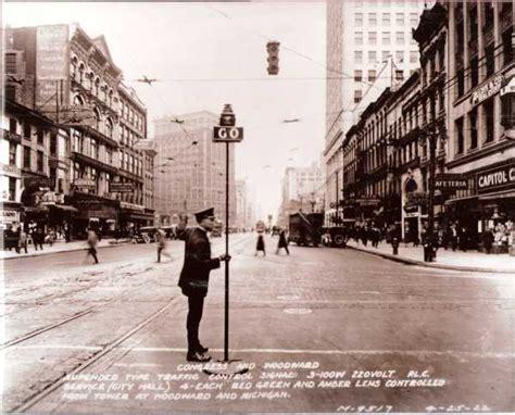 history of lights history of traffic signal design